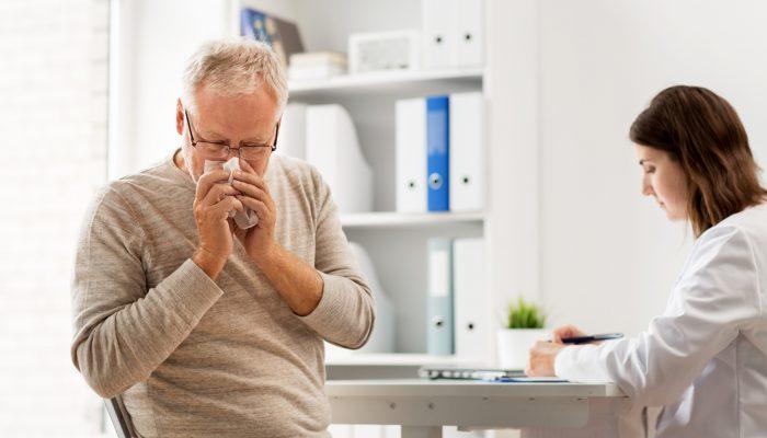 Niealergiczny nieżyt nosa
