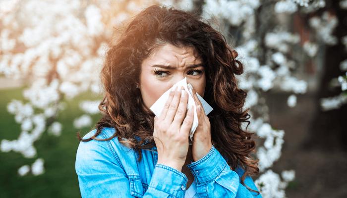 Alergiczny nieżyt nosa – jak łagodzić objawy?